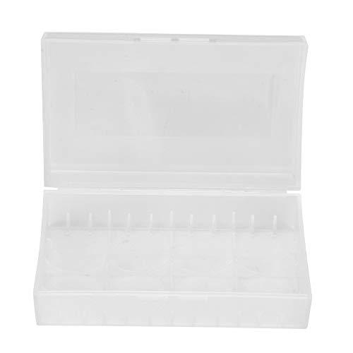Batterie Aufbewahrungsbox Batterie Box Container wasserdichte Batterie Aufbewahrungsbox 2 * 20700/21700 (2 STÜCKE)