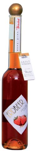 erdbeerlikoer Weisenbach - Erdbeer-Likör - 350 ml