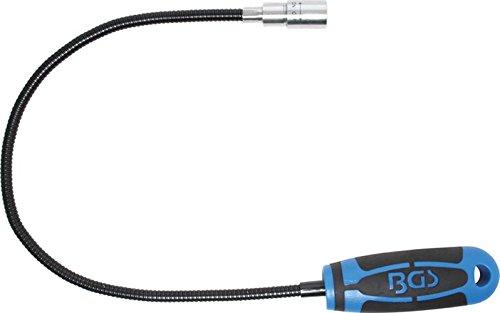 BGS Softgriff Magnetheber flexibel 500 mm Zugkraft 2 kg Ø 16 mm