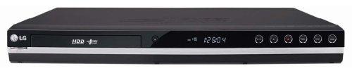 LG RH 387 DVD-Super-Multi und Festplatten-Videorecorder 160GB (Multiformat, DivX-zertifiziert, MP3 to HDD Jukebox Function, USB)