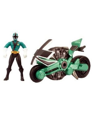 Power Ranger Samurai Power Rangers Samurai Disc Cycle Forest by Power Ranger Samurai