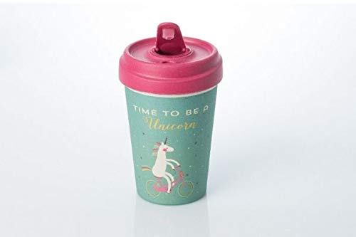 Becher BambooCUP - Time to be a Unicorn