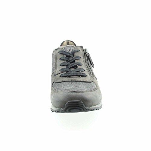 Paul Green 4252-096, Sneaker Donna Grau