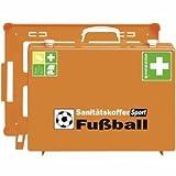 Söhngen Sanitätskoffer Sport Fußball orange