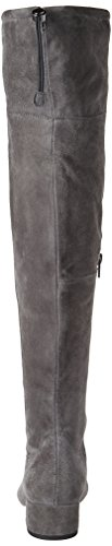 Dark Basic Grau Gabor 19 Grey Stiefel Damen 5Xw4qxTB
