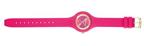 Morellato colori, da donna, colore: viola-orologio da donna al quarzo con display analogico e braccialetto r0151114583 in silicone, colore: rosa