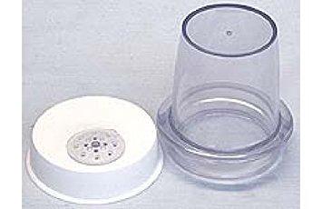 Kenwood Multi Mill Jar & Lid - Plastic - For Bl300 Series & Fp480/580 Etc. (659588)