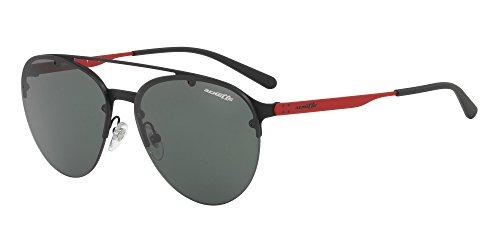3f52780d47 Arnette 0AN3075 698/71 57 Montures de lunettes, Noir (Black Rubber/Green