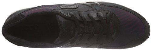 Ecco Damen Cs14 Ladies Sneakers Mehrfarbig (BLACK/BLACKPALMPRINT/BLACK 59974)