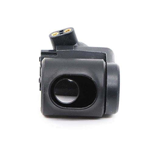 Gimbal Gehäuse (Für DJI Spark Kameraobjektiv Gehäuse Shell Cover Kopf Montage Motor Gimbal Ersatz Reparatur Ersatzteile - Schwarz)