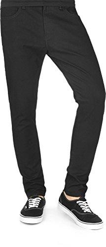 Levi's Herren 512 Slim Taper Tapered Fit Jeans, Schwarz (Nightshade X 0013), W33/L32 (Herstellergröße: 33 32) -