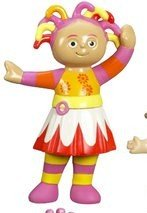 Playskool, In the Night Garden, Upsy Daisy 10,2 cm Figur als Tortenaufsatz -