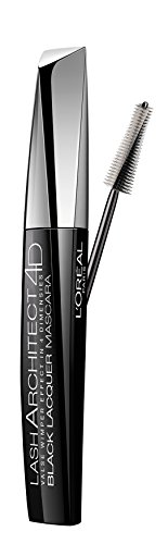 L'Oréal Paris Lash Architect 4D Mascara Black Lacquer, 8ml