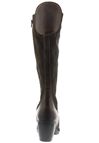 Brown Ladies Londin Boots Fly Hean127fly 05IndfZ