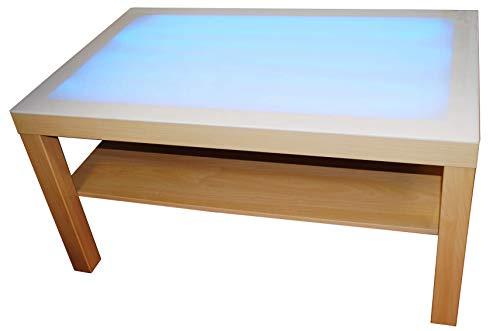 HenBea-Bildung Spielzeug Mein Tisch-Licht, Beige (1000) (Licht Tisch-spielzeug)