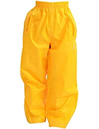 f71d6c2c09e58 Dry Kids Childrens Waterproof Over Trousers. Boys and Girls Rainwear for  Outdoor play in 5