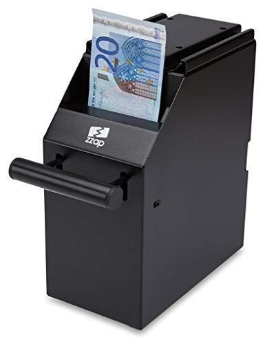 ZZap S10POS de banco Ordenador Caja fuerte-Puede montarse bajo una superficie de trabajo, carcasa...