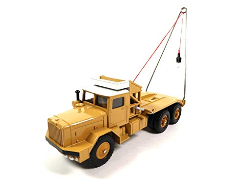 Preisvergleich Produktbild OPO 10 - Atlas Dinky Toys - Berliet Sahara Oil Truck GBO 888 1:43 (MB120)