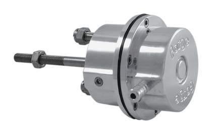 Forge Réglable Servomoteur Adaptéà Rover Turbo FMACROV2
