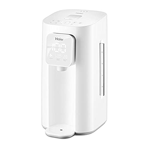Haier HBM-F25 2.0 Liter Water and Warmer with LED Digital Display Screen - White