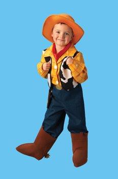 Disney Jungen Kostüm Toy Story Woody Platinum Größe -