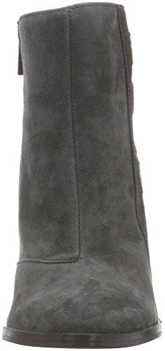 Peter KaiserKONGA - Stivali corta di pelle di pecora donna Grigio ( CARBON SUEDE SILBER  FROST 790 )