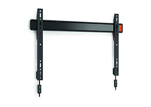 Vogel's WALL 2305 TV-Wandhalterung für 102-203 cm (40-80 Zoll) Fernseher, starr, max. 80 kg, Vesa max. 600 x 400 mm, schwarz