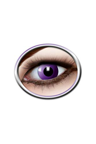 Eyecatcher m14 - Kontaktlinsen (X Halloween-kostüme Triple)