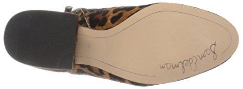 Taye Femme Brown Leopard Black Edelman Sam Bottines 8qR4Z5
