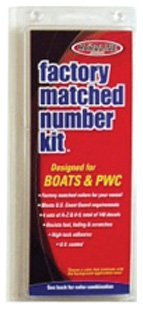 hardline-products-series-350-factory-matched-3-inch-boat-pwc-registration-number-kit-solid-black-by-