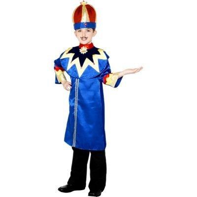 Generique - König Kaspar-Kostüm für Jungen zu ()