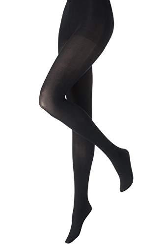 265b08cb91c Charnos Hosiery Womens 60 Denier Opaque Tights size XLarge in Black