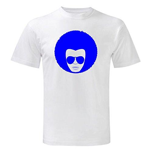 Art T-shirt Herren T-Shirt Bianco