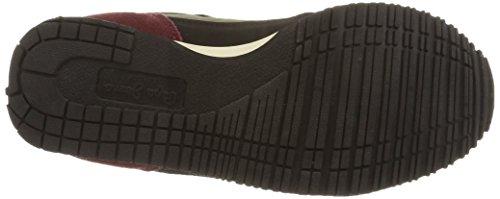 Pepe Jeans London SYDNEY Jungen Sneakers Grün (778MOOR GREEN)
