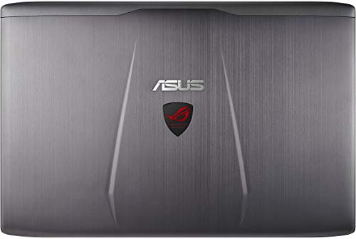 Asus Rog GL552VW-CN426T Laptop (Windows 10, 8GB RAM, 1000GB HDD) Grey Price in India