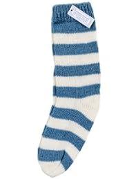 """Calcetines súper suaves / calcetín de casa / muy cómodos a rayas """"Serie Ringel Ringel"""" de la marca alemana Ringelsuse"""