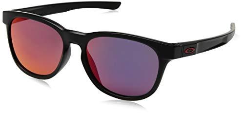 Oakley Herren Sonnenbrille Stringer Schwarz (Negro Mate), 0