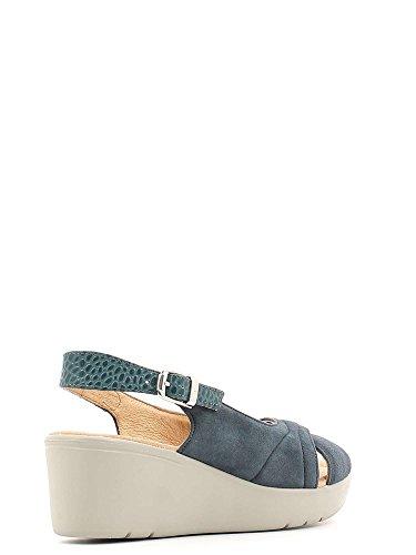 Stonefly 106262 Sandalo Zeppa Donna Jeans