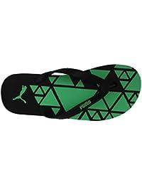 Puma Unisex Gear V3 IDP Black-Irish Green