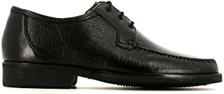 Fontana 1930 CE Zapatos Casual Hombre Negro 43