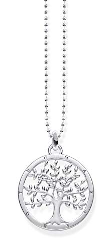 Thomas Sabo Damen-Kette Tree of Love Glam & Soul 925 Sterling Silber KE1660-001-21-L45v