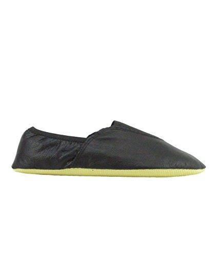 1040 Gymnastikschuh, Farbe schwarz EU 36, GB 3.5 Black