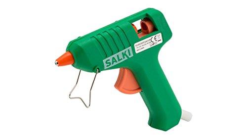 Salki Pistola Encoladora de Silicona Caliente, 25 W, 240 V