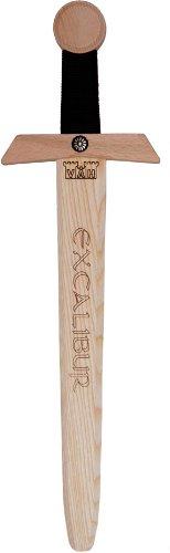 Schwert Excalibur mit Brandprägung 50 cm, VAH ()
