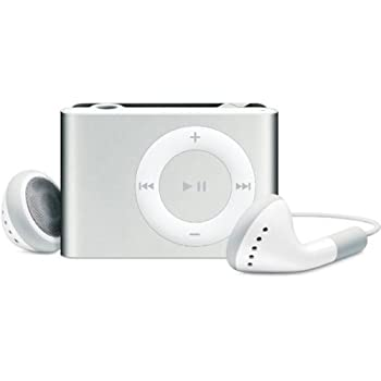 Apple iPod Shuffle 1GB - Silver