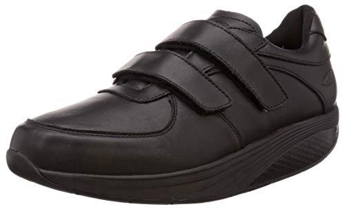 MBT Unisex-Erwachsene Karibu 17 Slip On Sneaker, Schwarz (Black 03), 45 EU