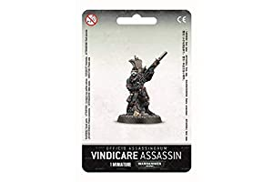 Vindicare Assassin 52-10 - Officio Assassinorum - Warhammer 40,000