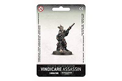 Vindicare Assassin 52-10 - Officio Assassinorum - Warhammer 40,000