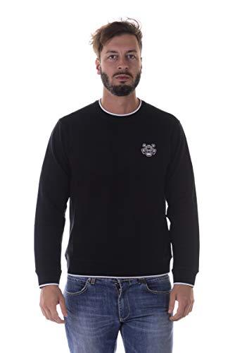 Kenzo - Herren Sweatshirt 4MD5SW005 SCHWARZ S