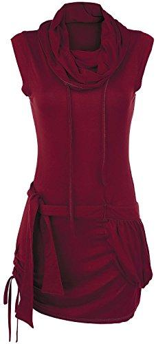 Forplay High Neck Dress Robe bordeaux Bordeaux